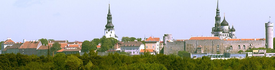 Good tales and scary legends about Tallinn