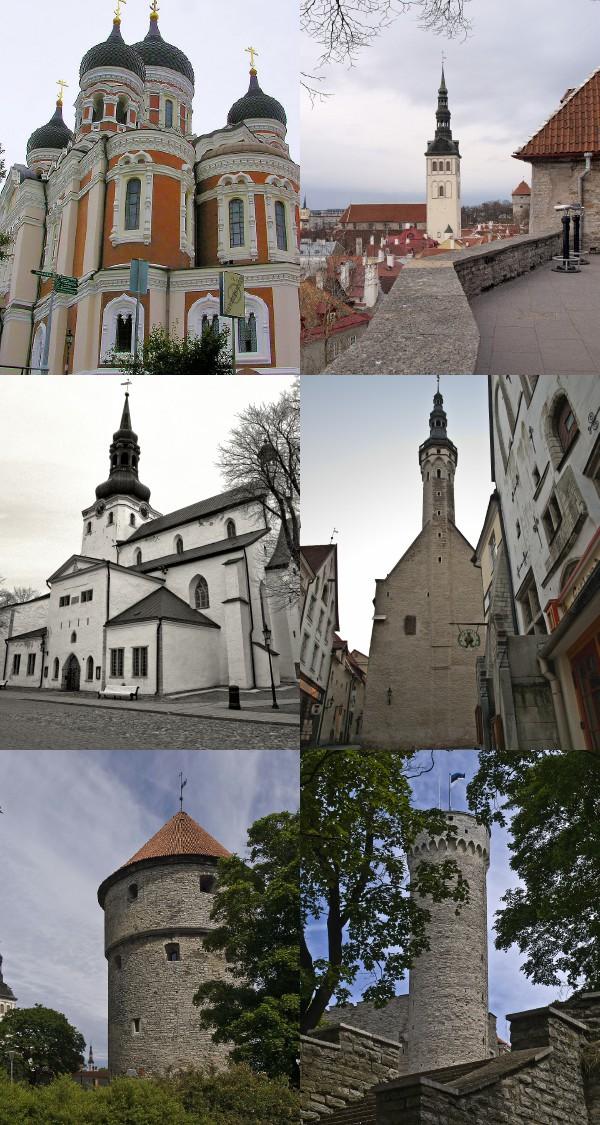 Tallinna Vanalinna ekskursioon
