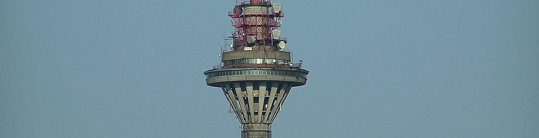 Transfer from Tallinn TV Tower