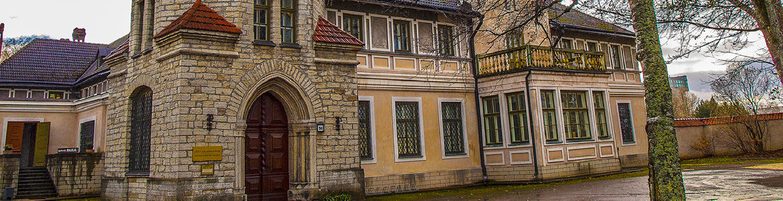 Learn history in Estonian Historical Museum